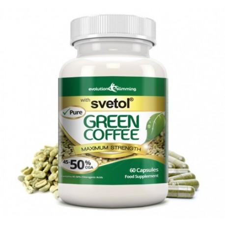 caffè verde 50 acido clorogenico