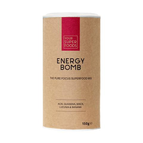 ENERGY BOMB MIX - YOUR SUPERFOODS