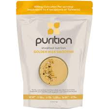 PURITION GOLDEN MILK