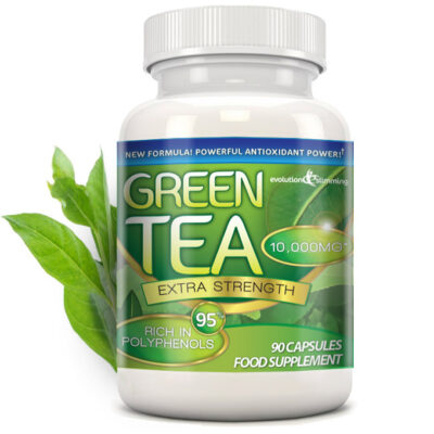 GREEN TEA EXTRA STRENGHT