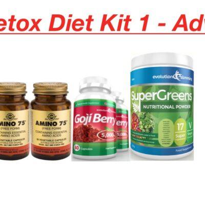 LASTING DETOX DIET - ADVANCED