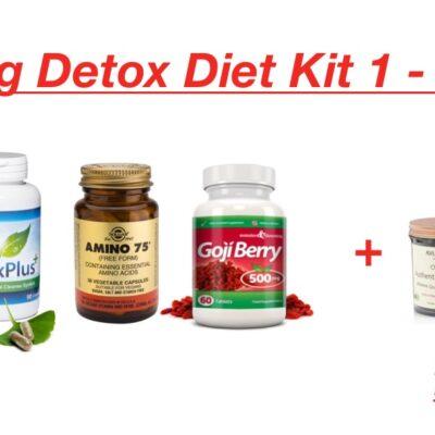 LASTING DETOX DIET - BASE