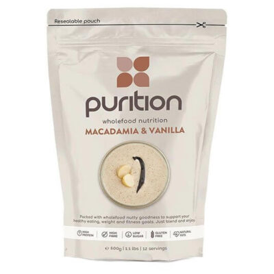 PURITION MACADAMIA & VANIGLIA