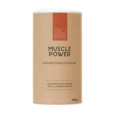 MUSCLE POWER MIX - YOUR SUPERFOODS