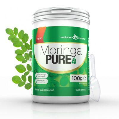 MORINGA PURE 100% PURE ORGANIC MORINGA POWDER