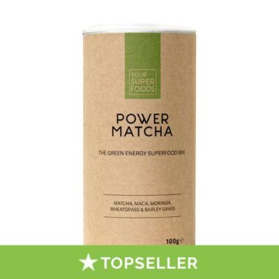 POWER MATCHA MIX - YOUR SUPERFOODS