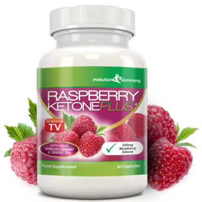 RASPBERRY KETONE PLUS +