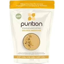 PURITION GOLDEN MILK - VEG