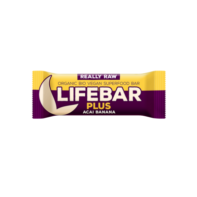 LIFEBAR PLUS - ACAI E BANANA