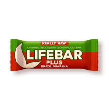 LIFEBAR PLUS - NOCI BRASILIANE E GUARANA'