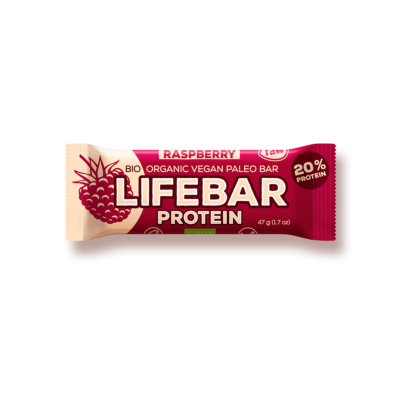 LIFEBAR PROTEIN - LAMPONE