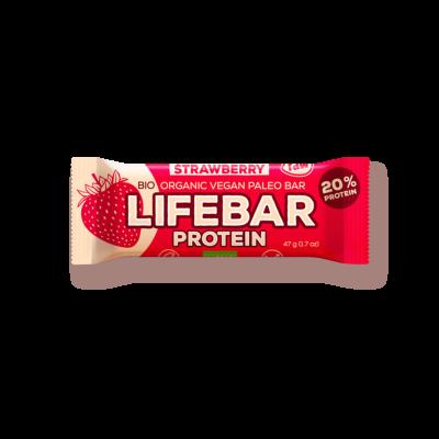 LIFEBAR PROTEIN - FRAGOLA