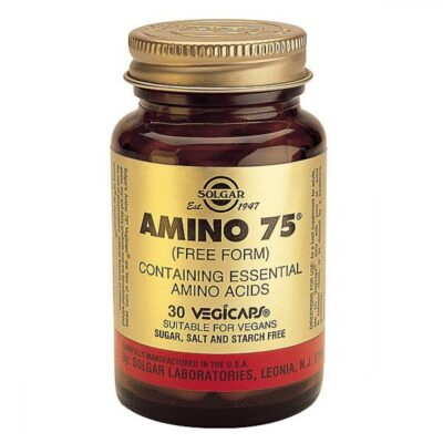 AMINO 75 - SOLGAR
