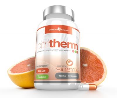 CITRITHERM CON SINETROL NATURAL FAT BURNER