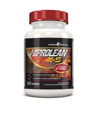 HIPROLEAN X-S CAFFEINE FREE